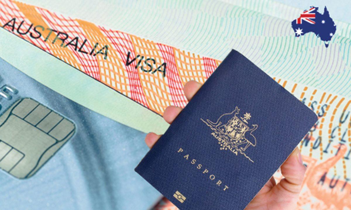 các diện visa tại Úc